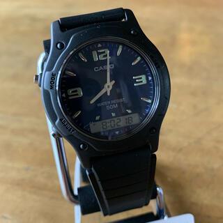 カシオ(CASIO)の新品✨ カシオ CASIO クオーツ メンズ 腕時計 AW-49HE-2A(腕時計(アナログ))
