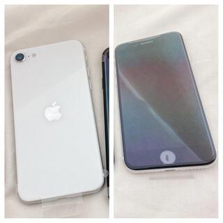 iPhone - iPhone SE 2 本体 白 64GB ②