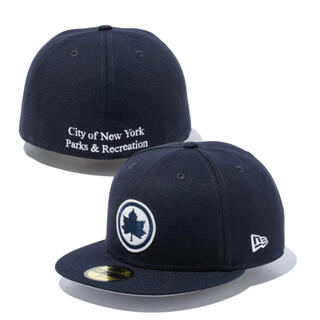 ニューエラー(NEW ERA)の59FIFTY NYC パークロゴ ネイビー 7 3/4(キャップ)