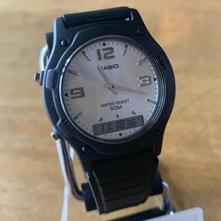 カシオ(CASIO)の新品✨ カシオ CASIO クオーツ メンズ 腕時計 AW-49HE-7A(腕時計(アナログ))