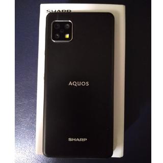 AQUOS - SHARP AQUOS sense4 SH-M15 シムフリーブラック