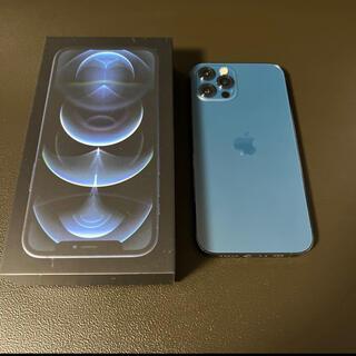 iPhone - iPhone12 pro 128GB パシフィックブルー