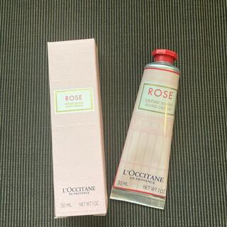L'OCCITANE - ロクシタン ローズハンドクリーム 30ml