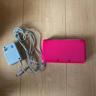 ニンテンドー3DS(ニンテンドー3DS)の3DS 本体(携帯用ゲーム機本体)