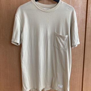 マーカウェア(MARKAWEAR)のutility garments tシャツ 無地 ポケットt カットソー(Tシャツ/カットソー(半袖/袖なし))