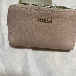 Furla - FURLAポーチ ピンク。