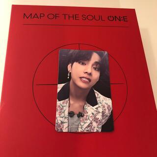 防弾少年団(BTS) - BTS map of the soul on:e DVD トレカ テヒョン V