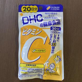 DHC - クーポン・ポイント利用❣️DHC🍀ビタミンC🍀20日分