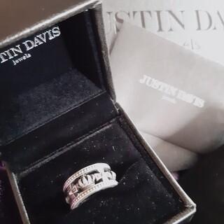 ジャスティンデイビス(Justin Davis)のJustin Davis クラウンリング(リング(指輪))