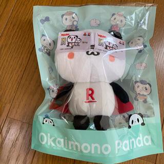 ラクテン(Rakuten)の【未使用】楽天 お買い物パンダ ぬいぐるみ(ぬいぐるみ)