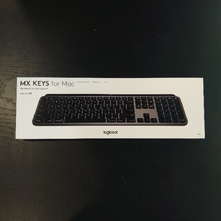 Mac (Apple) - ロジクール アドバンスド ワイヤレス  キーボード