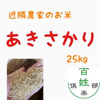 あきさかり 新米(米/穀物)