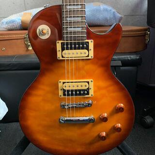 ギブソン(Gibson)のTOKAI love rock tak  burst風 月末まで値下げ(エレキギター)