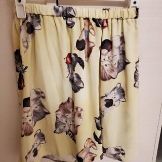 ミルク(MILK)のMILK 猫スカート(ミニスカート)