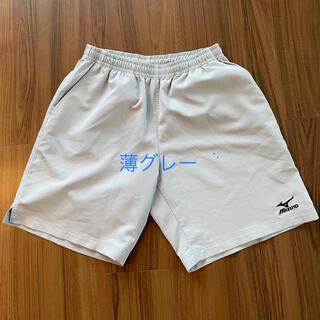 ミズノ(MIZUNO)のテニスウェア ハーフパンツ L(ウェア)