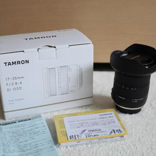 TAMRON - TAMRON 17-35F2.8-4 DI OSD(A037E) efマウント