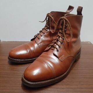 Crockett&Jones - [美品] クロケット&ジョーンズ 別注 ポールスミス レースアップブーツ 革靴