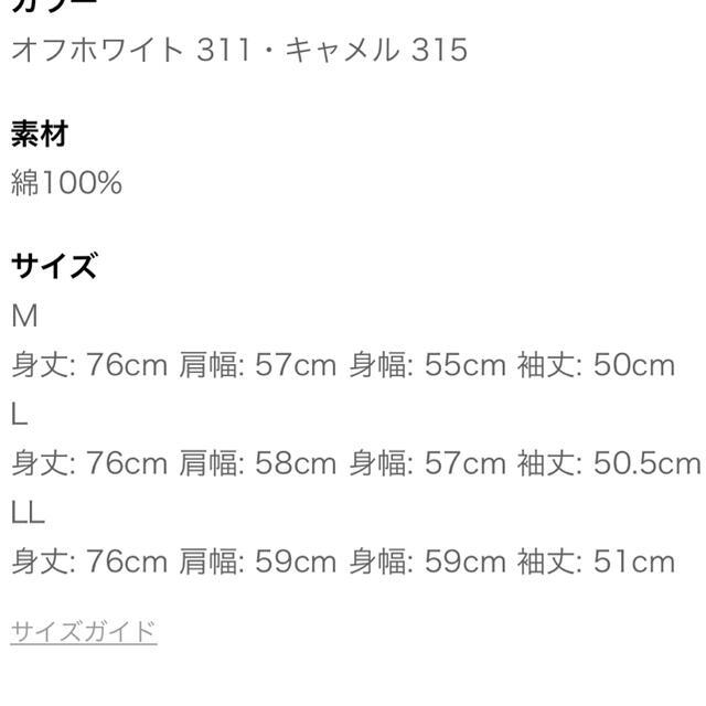 しまむら(シマムラ)のしまむら てら シャツ レディースのトップス(シャツ/ブラウス(長袖/七分))の商品写真