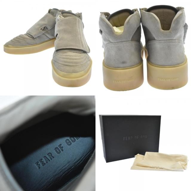 FEAR OF GOD(フィアオブゴッド)のFEAR OF GOD フィアオブゴッド スニーカー メンズの靴/シューズ(スニーカー)の商品写真