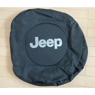 ジープ(Jeep)のJEEP ラングラー タイヤ カバー(車外アクセサリ)