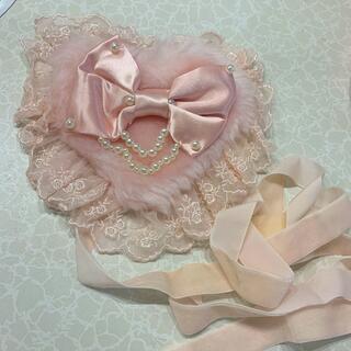 アンジェリックプリティー(Angelic Pretty)のアンジェリックプリティ キャノティエ ヘッドドレス (ヘッドドレス/ドレス)