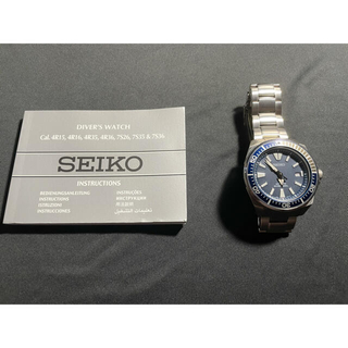 SEIKO - セイコー プロスペックス サムライ SBDY007 SEIKO