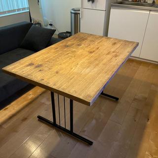 アクタス(ACTUS)のクラッシュゲート ダイニングテーブル(ダイニングテーブル)