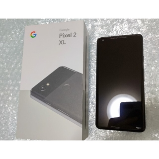Google Pixel - ほぼ未使用☆Pixel 2 XL 128GB ホワイト 日本未発売☆