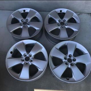 トヨタ - トヨタ プリウス30 純正 ツーリングセレクション 17インチ アルミホイール