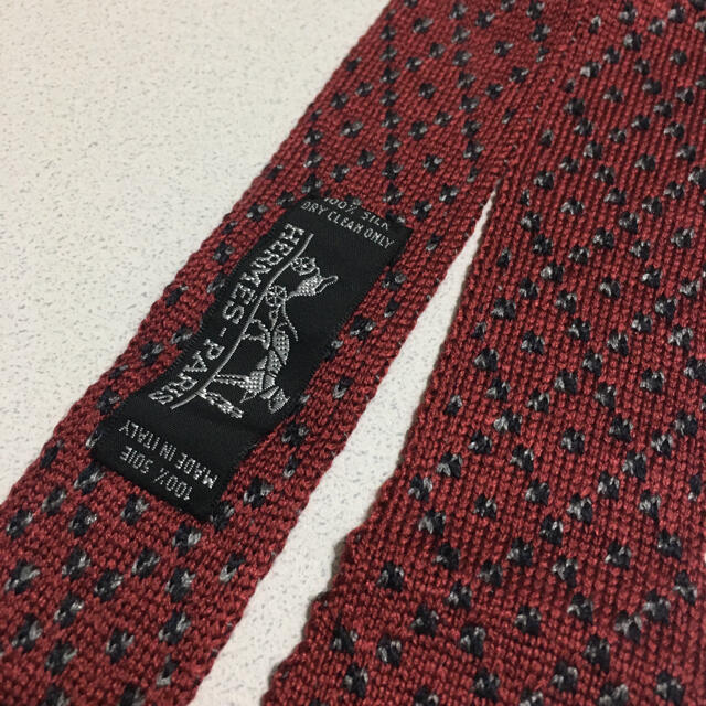 Hermes(エルメス)のHERMES ネクタイ メンズのファッション小物(ネクタイ)の商品写真