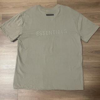 FEAR OF GOD - FOG ESSENTIALS Tシャツ Mサイズ