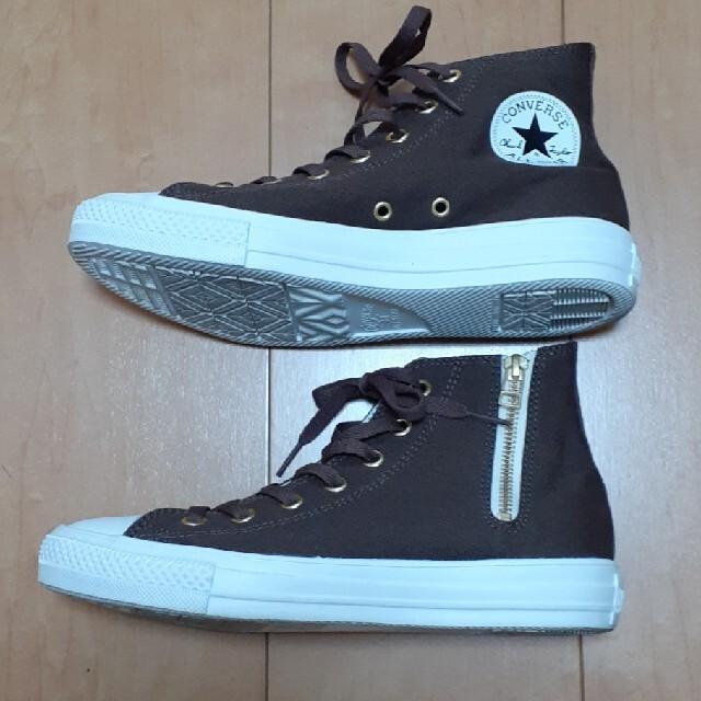 CONVERSE(コンバース)の☆ミサ★様専用☆コンバース オールスター ジップ 24.5センチ メンズの靴/シューズ(スニーカー)の商品写真