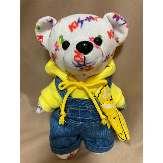 Kis-My-Ft2 - キスマイベア衣装 パーカー&デニムサロペット 黄色