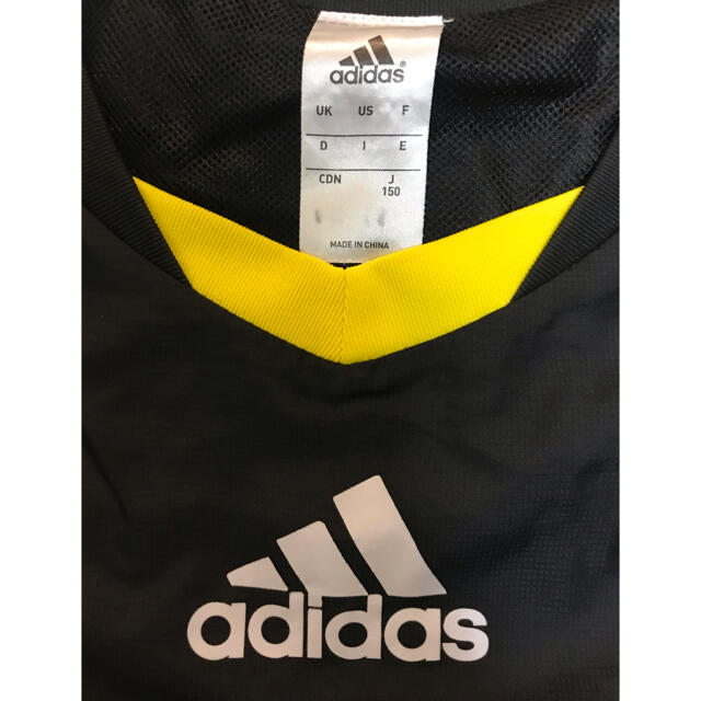 adidas(アディダス)の【Mii様専用】adidas アディダス 上着 ピステ ジュニア 150 スポーツ/アウトドアのサッカー/フットサル(ウェア)の商品写真