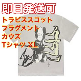 フラグメント(FRAGMENT)のCactus Jack KAWS FRAGMENT Tシャツ XL(Tシャツ/カットソー(半袖/袖なし))