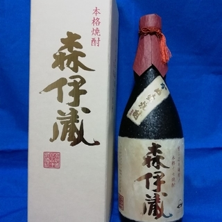 タカシマヤ(髙島屋)の森伊蔵 金ラベル 720ml(焼酎)
