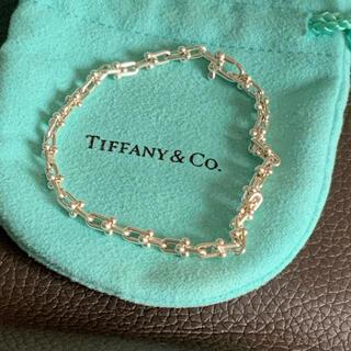 Tiffany & Co. - ティファニー マイクロリンクブレスレット