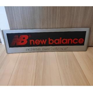 New Balance - 非売品 New Balance店頭用ボード