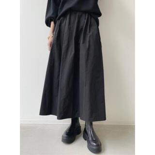 L'Appartement DEUXIEME CLASSE - 新品* アパルトモン Grosgrain Volume Skirt