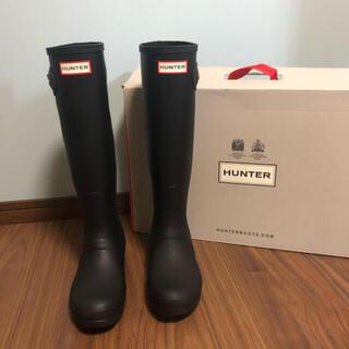 ハンター(HUNTER)のHUNTER レインブーツ 36 22cm(レインブーツ/長靴)