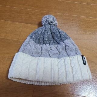パタゴニア(patagonia)のpatagonia ニット帽 レディース(ニット帽/ビーニー)