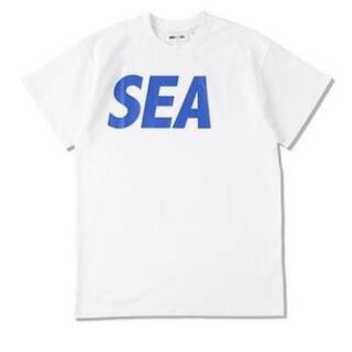 SEA - 新品WIND AND SEAウィンダンシー白L木村拓哉キムタク