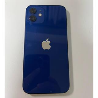 Apple - Apple iPhone12 64GB ブルーSIMフリー