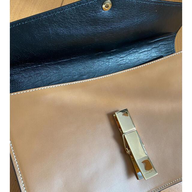 L'Appartement DEUXIEME CLASSE(アパルトモンドゥーズィエムクラス)のzanchetti ザンチェッティ  スクエアバッグ アパルトモン  レディースのバッグ(ショルダーバッグ)の商品写真