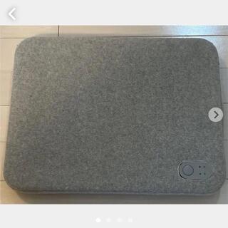 ムジルシリョウヒン(MUJI (無印良品))の無印良品 フットヒーター(電気ヒーター)