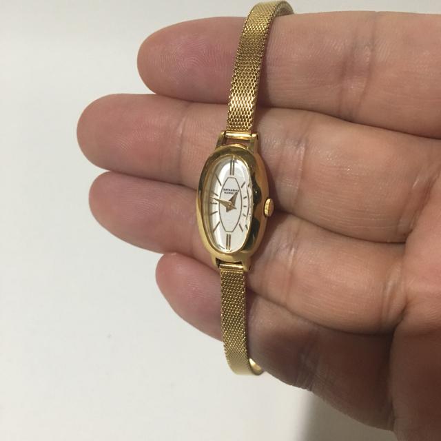 size 40 64f1e 2c825 キャサリン ハムネット 腕時計 レディース 中古 正規品