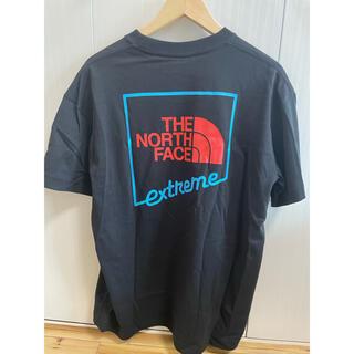 ザノースフェイス(THE NORTH FACE)のノースフェイス エクストリーム Tシャツ L the north face(Tシャツ/カットソー(半袖/袖なし))