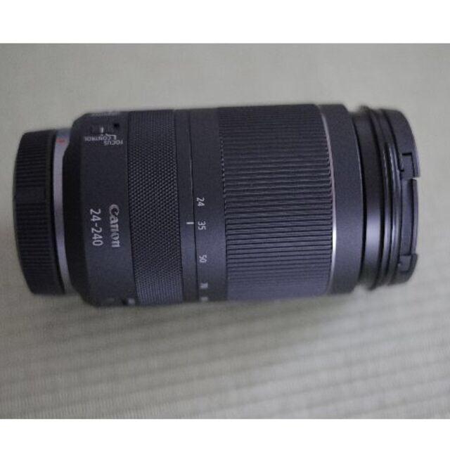 キヤノンCANON RF 24-240mm 中古美品♪ポーチ(LP1219)付き スマホ/家電/カメラのカメラ(レンズ(ズーム))の商品写真