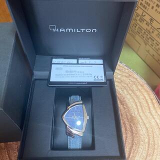 Hamilton - Hamiltonベンチュラデニム/ハミルトン時計