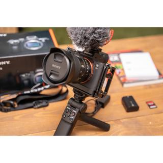 SONY - 早い者勝ち!フルセット α7III FE20mm ミラーレス vlog